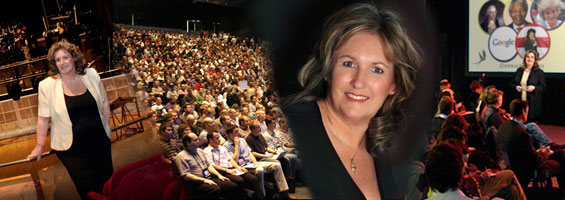 Dr Deborah Swallow - Global Cultural Diversity Speaker