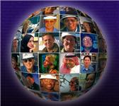 multicultural globe