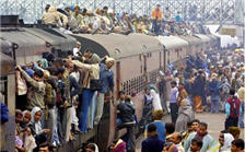 Train-India